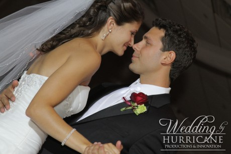 wedding kiss hurricane Productions