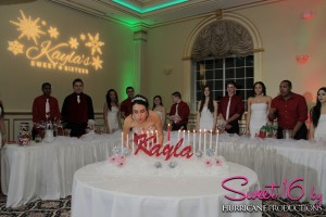 Palacio Restaurant and Catering Goshen NY Sweet 16