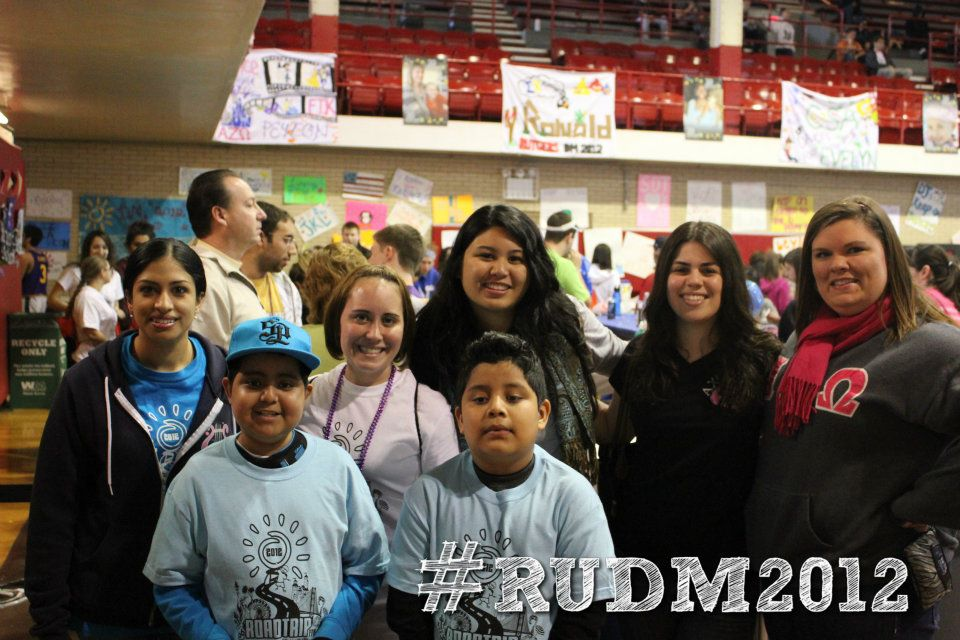 Rutgers University Dance Marathon the Families Embrace Kids Foundation