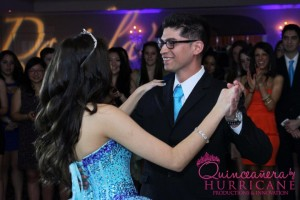 The Fiesta in Woodrige NJ hosts quinceaneras