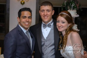 Hurricane Productions wedding