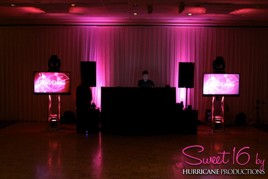 Pines Manor sweet 16
