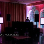 Sweet 16 entertainment and lighting Hurricane Productions