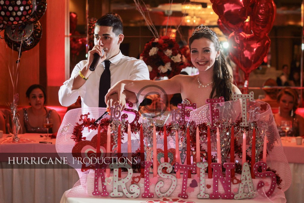 valentine's day sweet 16 theme