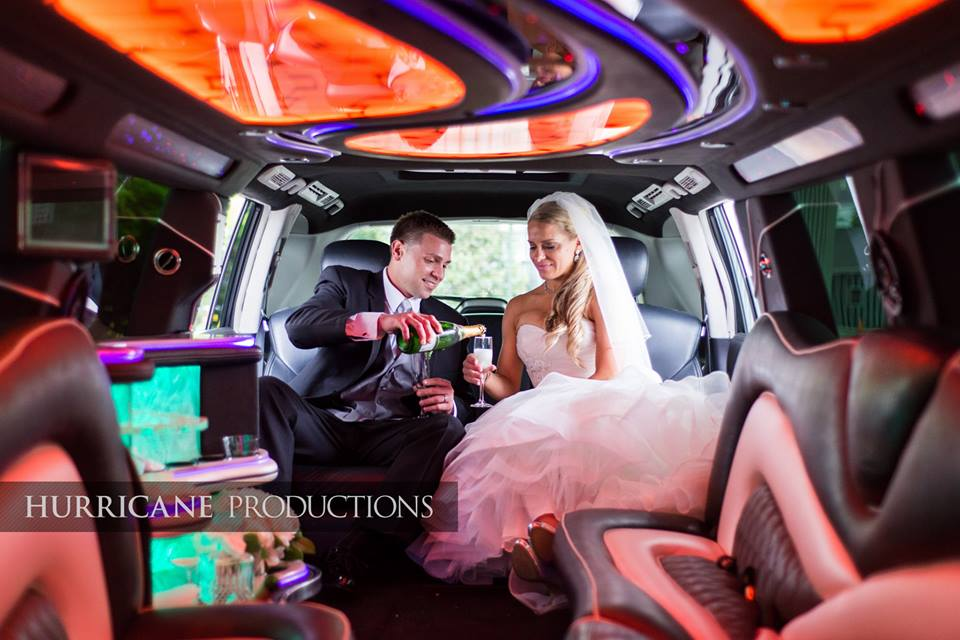 KentWedding_Limo