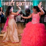 Guests Dancing at Sweet 16 at Doral Arrowwood