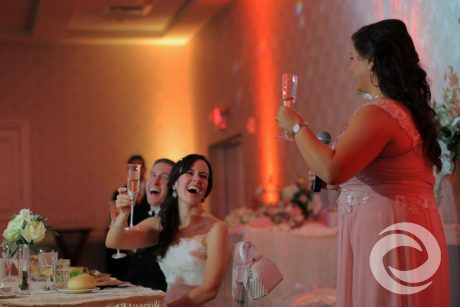 Crystal Ballroom - Freehold NJ Wedding Toast
