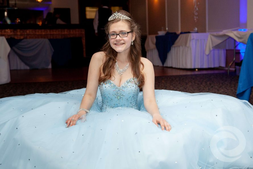 princess themed sweet 16