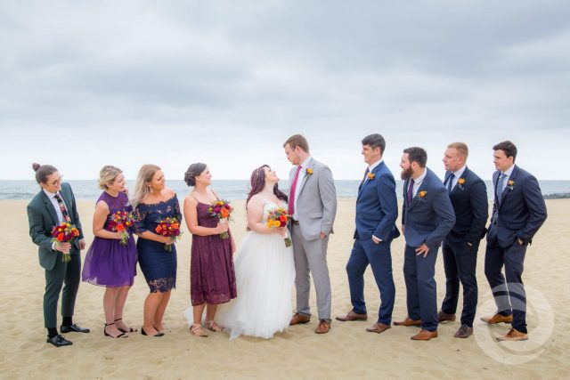 Jersey Shore Wedding Photography