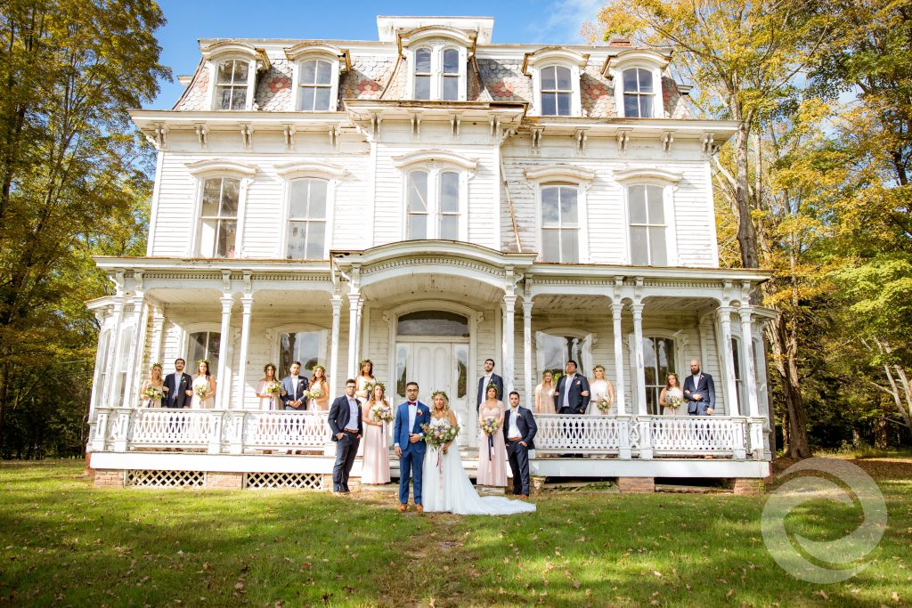 waterloo village wedding