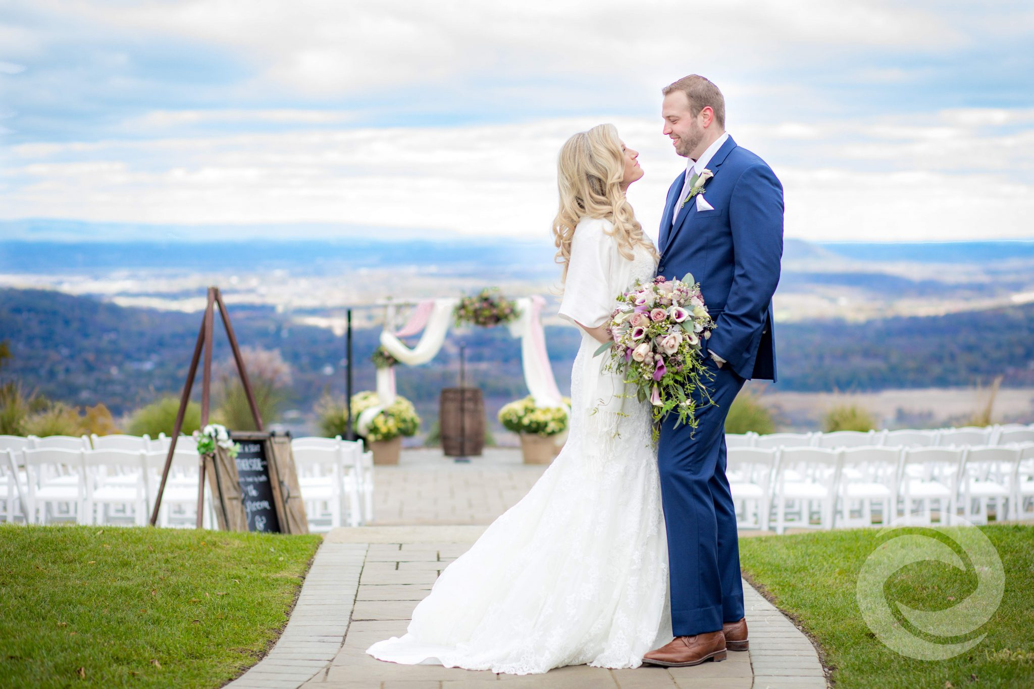 Wedding Photography at Mountain Creek Resort