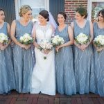 the arts ballroom wedding - winter weddings