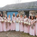 waterloo village winter wedding photography