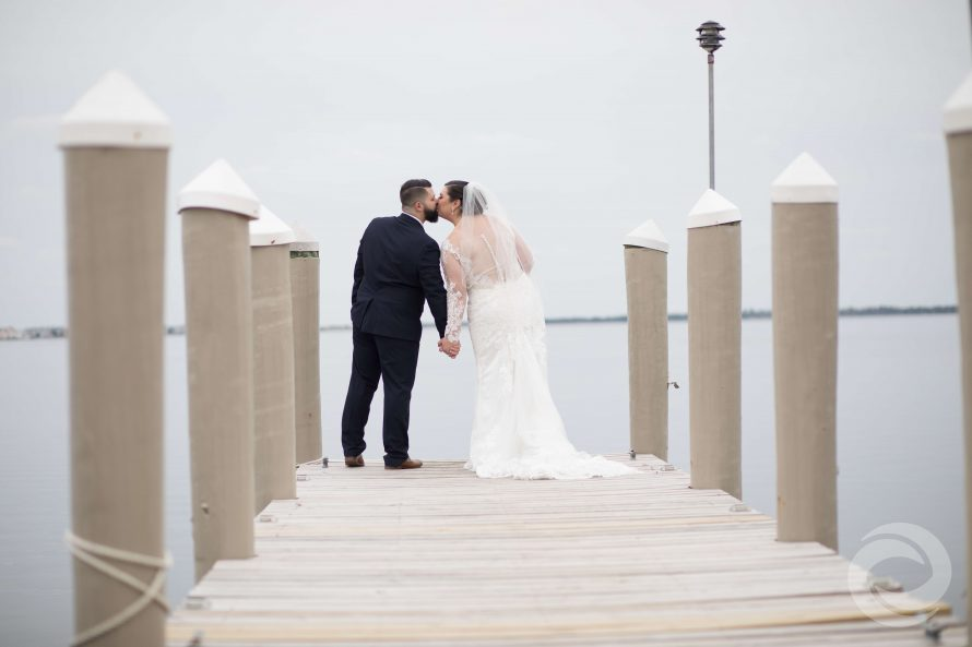 martell's waters edge wedding