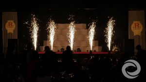 Special Effects for College Sports Events