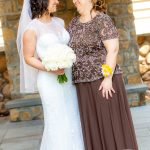 wedding photography mother of the bride
