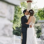 brides family home wedding New Jersey
