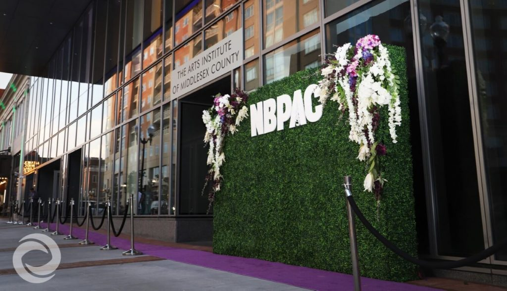 Living Wall Logo Custom Lettering for Events - Hedge Wall Brand Activation Step and Repeat