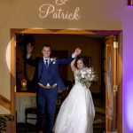 stroudsmoor country inn wedding grand introductions