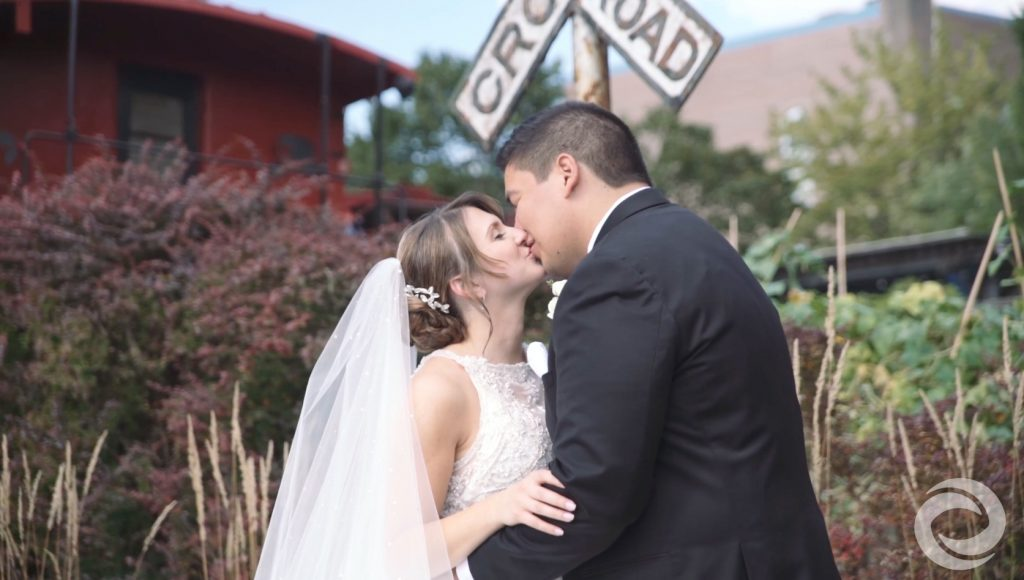 lambertville station wedding video